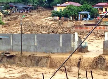 Lũ quét kinh hoàng tại Sơn La và Yên Bái khiến 17 người chết, mất tích  - ảnh 3