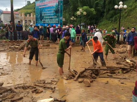 Lũ quét kinh hoàng tại Sơn La và Yên Bái khiến 17 người chết, mất tích  - ảnh 4