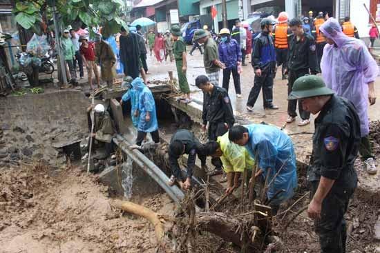 Lũ quét kinh hoàng tại Sơn La và Yên Bái khiến 17 người chết, mất tích  - ảnh 2