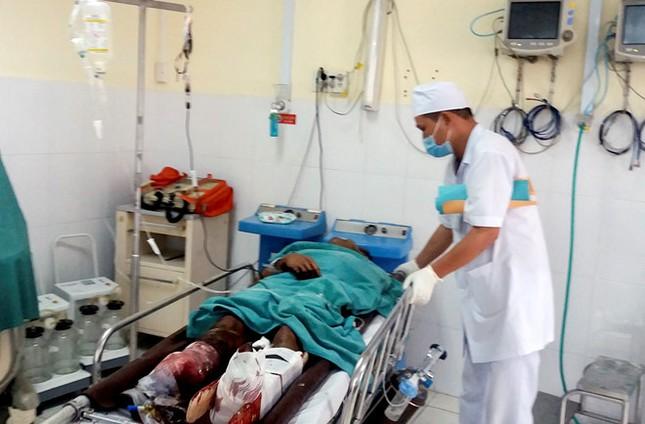 Tình tiết mới vụ nổ bom 8 người thương vong ở Khánh Hòa - ảnh 1