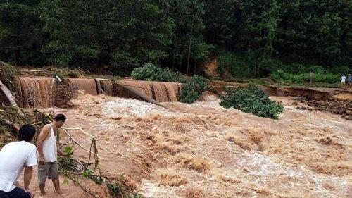 Nguy cơ lũ quét khu vực Quảng Ninh-Lạng Sơn do bão Hato - ảnh 2