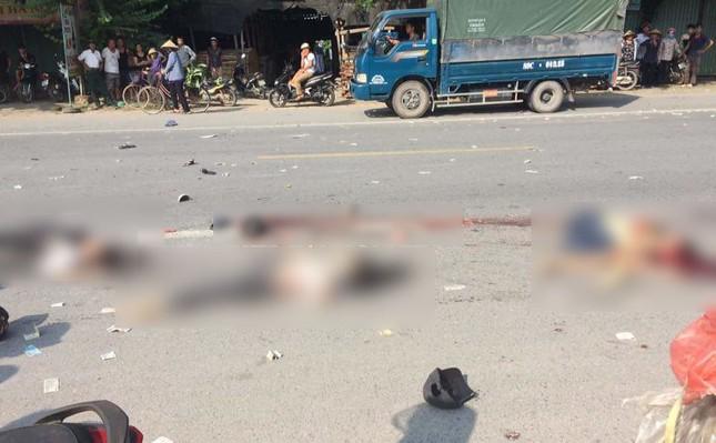 14 người chết vì TNGT trong ngày đầu kỳ nghỉ lễ - ảnh 1