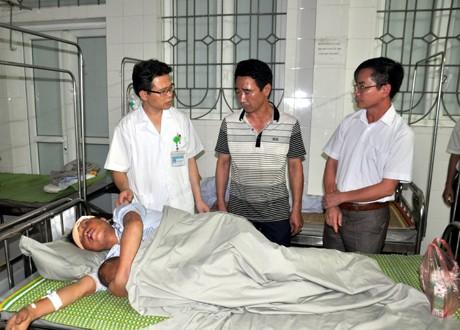 Yên Bái: Sạt lở đất khiến 9 người thương vong - ảnh 1