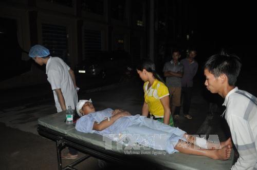 Yên Bái: Sạt lở đất khiến 9 người thương vong - ảnh 2