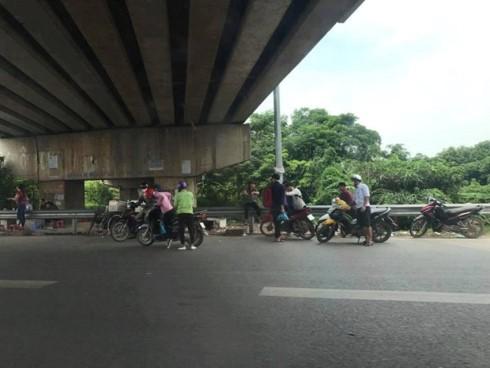 Xác định được thủ phạm rải đinh trên cao tốc Hà Nội-Bắc Giang - ảnh 2