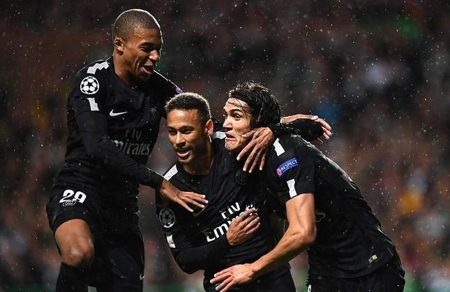 Kết quả lượt trận đầu tiên vòng bảng UEFA Champions League - ảnh 2