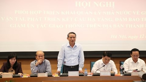 Bộ trưởng GTVT lên tiếng về các vấn đề nổi cộm của giao thông thủ đô - ảnh 1