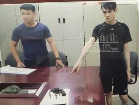 Hà Nội: Nổ súng bắn chết người do mâu thuẫn trên bàn nhậu - ảnh 1