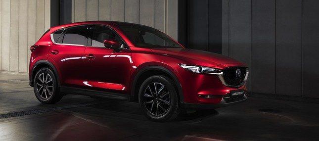 Hàng loạt các mẫu xe Mazda chính thức giảm giá - ảnh 1