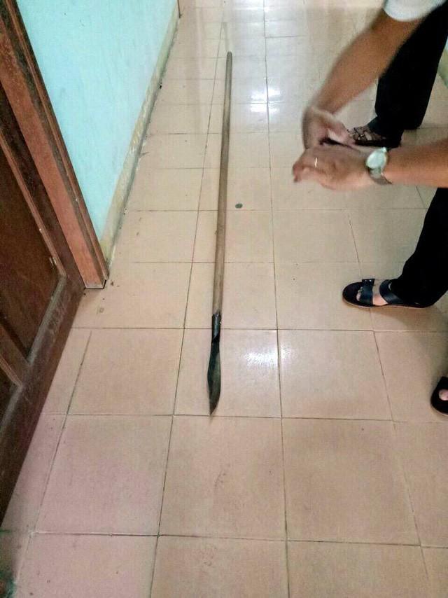 Quảng Nam: Anh trai dùng giáo đâm chết em ruột - ảnh 1