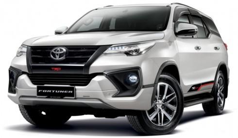 Suzuki và Mitsubishi đồng loạt giảm giá, Toyota trình làng mẫu Fortuner mới - ảnh 3
