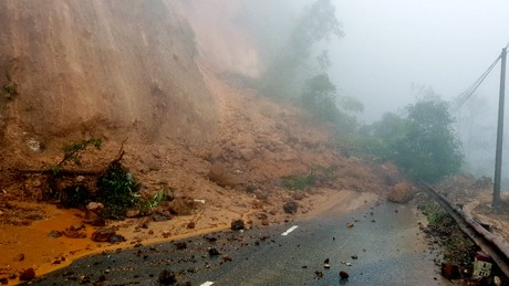 Yên Bái mất trắng 120 tỷ đồng do mưa lũ - ảnh 1