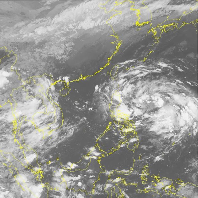 Tiếp tục xuất hiện áp thấp nhiệt đới trên biển Đông - ảnh 2