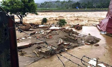 Yên Bái mất trắng 120 tỷ đồng do mưa lũ - ảnh 4