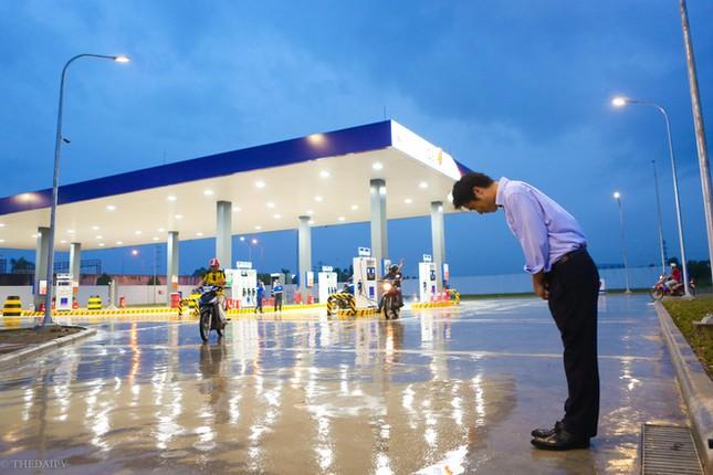 Không có chuyện cấm công chức Hà Nội mua xăng tại trạm xăng Nhật Bản - ảnh 2