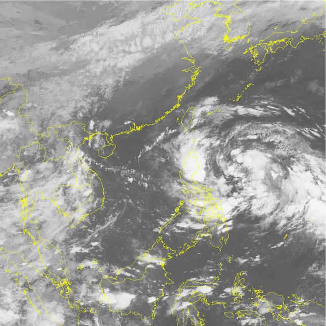 Áp thấp nhiệt đới sẽ mạnh lên thành bão - ảnh 2