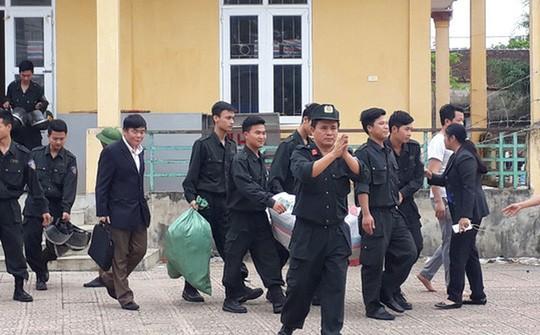 Công an Hà Nội gửi thư kêu gọi đầu thú vụ bắt giữ người trái phép tại Đồng Tâm - ảnh 1