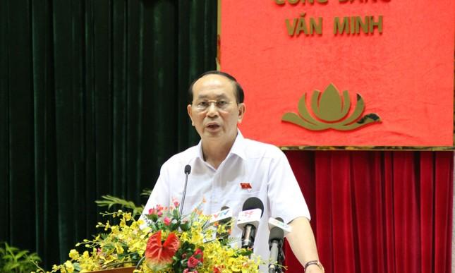 Chủ tịch nước Trần Đại Quang lên tiếng về các tin đồn trên mạng xã hội - ảnh 1