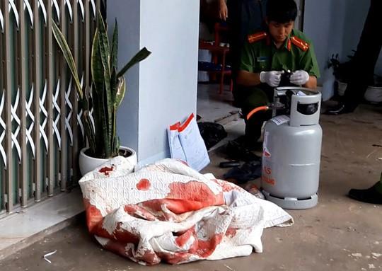 Lâm Đồng: Đâm chết người tình rồi mở van bình gas cố thủ - ảnh 2