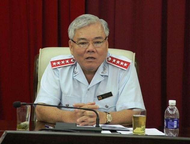 Ông Phan Văn Sáu xin thôi chức Tổng Thanh tra Chính phủ - ảnh 1