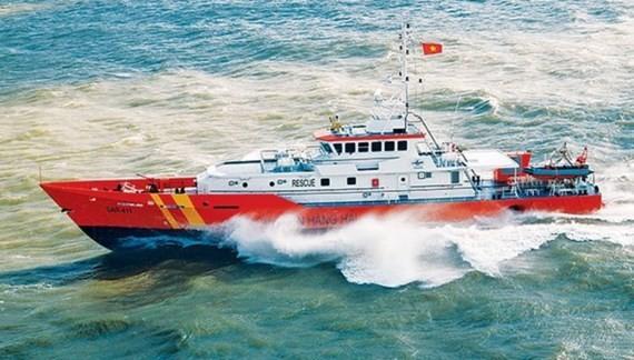 Vẫn chưa tìm thấy 3 thuyền viên bị rơi xuống biển ngoài khơi Bạch Long Vĩ - ảnh 1