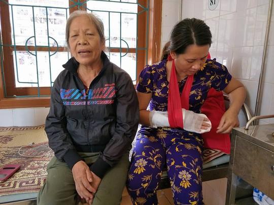 Bộ trưởng Kim Tiến lên tiếng về vụ nữ bác sĩ bị chém bằng dao - ảnh 1