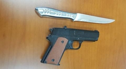 Toàn cảnh vụ dùng dao và súng khống chế nữ con tin tại Hà Nội - ảnh 3