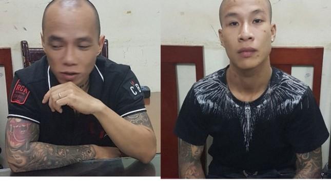 Toàn cảnh vụ dùng dao và súng khống chế nữ con tin tại Hà Nội - ảnh 2