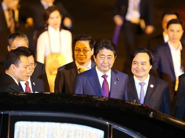 APEC2017: Thủ tướng Nhật Bản và Tổng thống Chile đã có mặt tại Đà Nẵng - ảnh 1