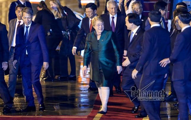 APEC2017: Thủ tướng Nhật Bản và Tổng thống Chile đã có mặt tại Đà Nẵng - ảnh 3