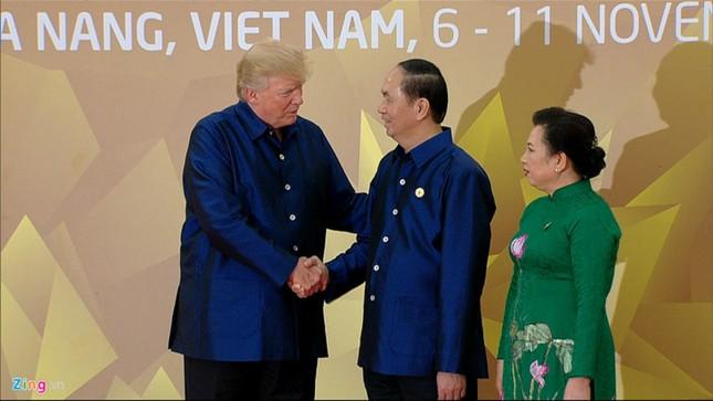 APEC 2017: Chủ tịch nước Trần Đại Quang chủ trì tiệc thiết đãi các lãnh đạo quốc tế - ảnh 2