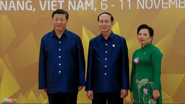 APEC 2017: Chủ tịch nước Trần Đại Quang chủ trì tiệc thiết đãi các lãnh đạo quốc tế - ảnh 3