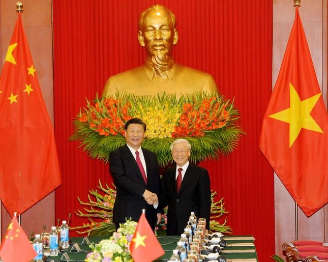 Tổng Bí thư Nguyễn Phú Trọng: Ưu tiên duy trì hòa bình trên biển Đông - ảnh 1