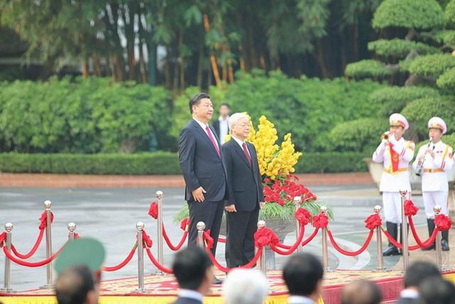 Tổng Bí thư Nguyễn Phú Trọng: Ưu tiên duy trì hòa bình trên biển Đông - ảnh 2