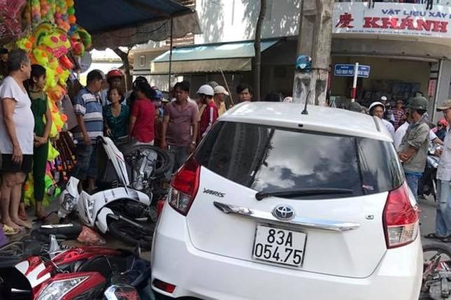 Công an tỉnh Sóc Trăng: Không có chuyện công an lấy xe vi phạm đi nhậu gây tai nạn - ảnh 1