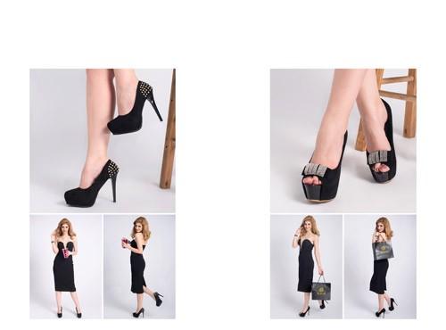Andrea tiết lộ chiêu chọn giày đẹp để nổi bật mọi lúc mọi nơi - ảnh 1