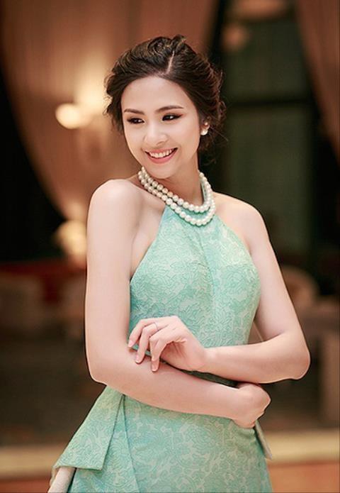 Dàn hoa hậu Việt Nam đồng loạt chia vui với Đặng Thu Thảo - ảnh 2