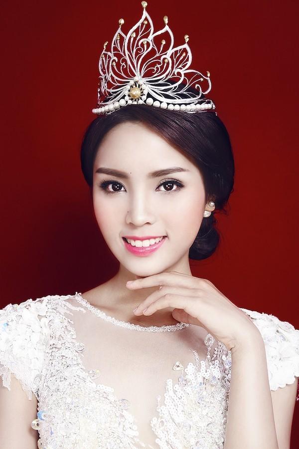 Dàn hoa hậu Việt Nam đồng loạt chia vui với Đặng Thu Thảo - ảnh 3