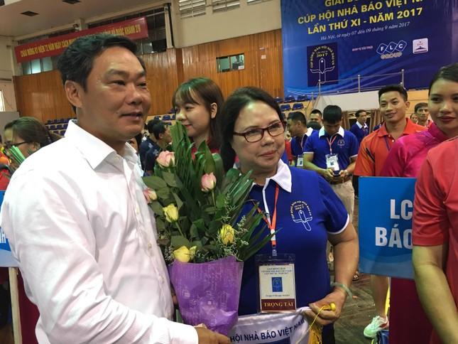Khai mạc giải bóng bàn cúp Hội Nhà báo Việt Nam lần thứ XI – năm 2017 - ảnh 2