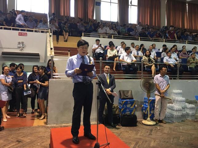 Khai mạc giải bóng bàn cúp Hội Nhà báo Việt Nam lần thứ XI – năm 2017 - ảnh 1