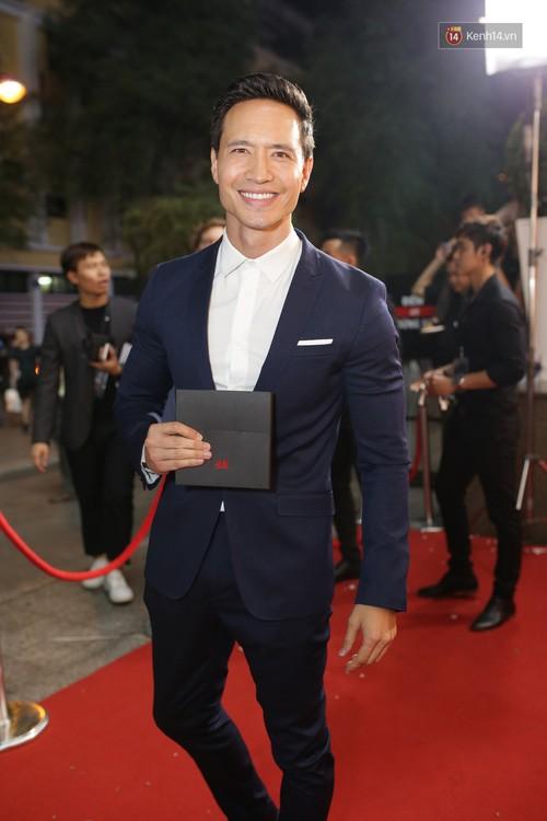 'Rừng' sao Việt tỏa sáng tại thảm đỏ H&M - ảnh 6