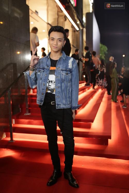 'Rừng' sao Việt tỏa sáng tại thảm đỏ H&M - ảnh 7