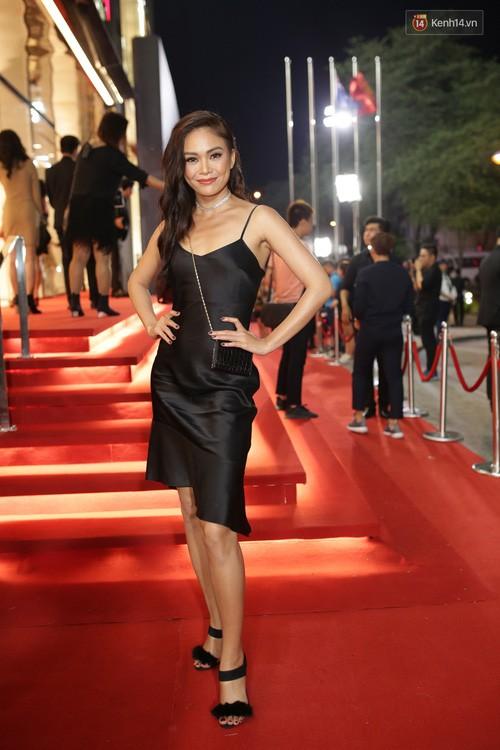 'Rừng' sao Việt tỏa sáng tại thảm đỏ H&M - ảnh 8