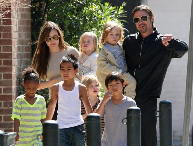 Brad Pitt và Angelina Jolie: không có chuyện tái hợp như tin đồn - ảnh 1