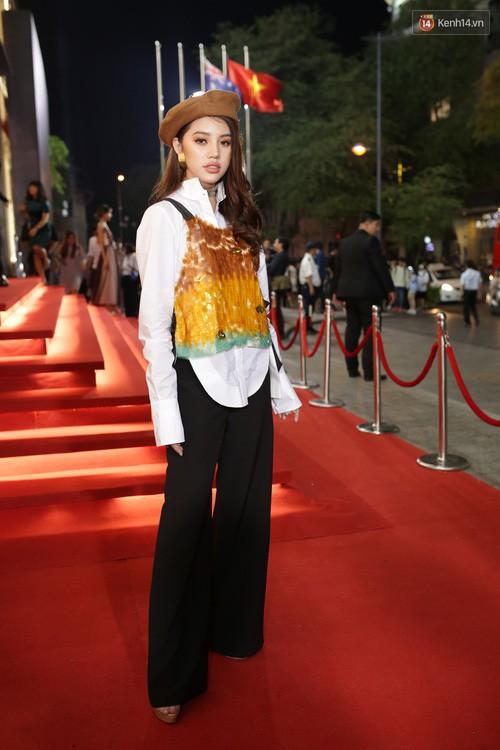 'Rừng' sao Việt tỏa sáng tại thảm đỏ H&M - ảnh 5