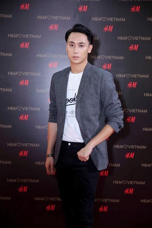 'Rừng' sao Việt tỏa sáng tại thảm đỏ H&M - ảnh 11