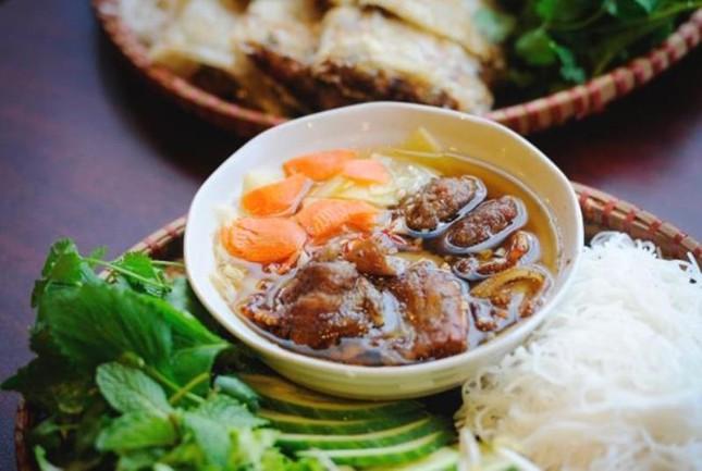 10 món ăn đặc trưng chỉ nghe tên đã biết ở Hà Nội - ảnh 3
