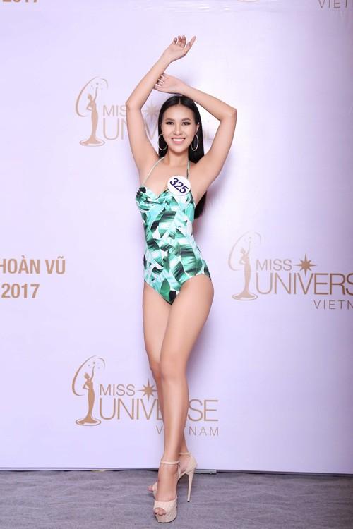 'Bỏng mắt' với dàn thí sinh Hoa hậu hoàn vũ 2017 - ảnh 15