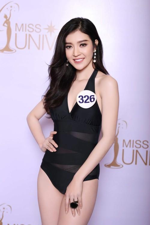 'Bỏng mắt' với dàn thí sinh Hoa hậu hoàn vũ 2017 - ảnh 8