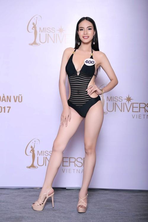 'Bỏng mắt' với dàn thí sinh Hoa hậu hoàn vũ 2017 - ảnh 9